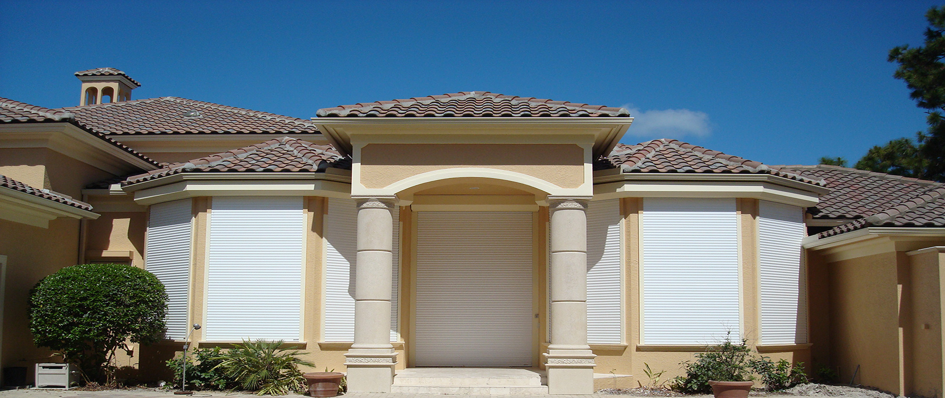 Awnings & Storm Protection